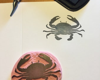 Maryland Blue Crab Stamp