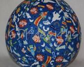 Balloon Ball  - GLOW in the Dark Rockets - Great Birthday gift, Photo Prop or Decor