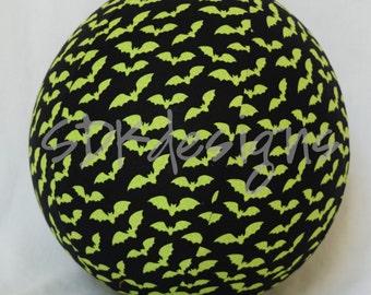 Balloon Ball TOY - Neon Bats - perfect Halloween gift or Party Decor