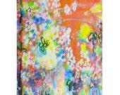 Coral Delight Art Canvas
