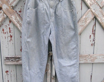Railroaded - vintage striped Brittania jeans 14
