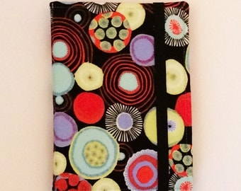 Kindle Paperwhite Case, Nook Glowlight Case, Samsung Nook Cover, all sizes, Tropical Circles eReader Case