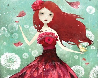 The Flower Fairy - Deluxe Edition Print
