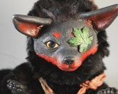 Stix - OOAK Fantasy Fox Art Doll