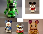 Custom Design Your Own Vinylmation