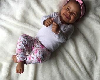 baby leggings, infant leggings...stretch leggings....cotton baby leggings