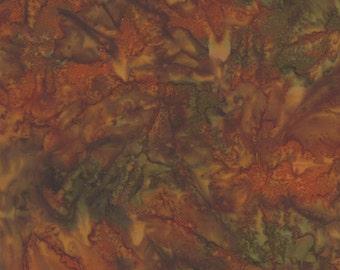Amber Glow Aurora Moda Batik Fabric -  4333 50