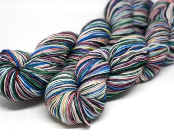 "Glitz Sock Self-Striping ""Outer Senshi"""