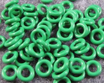7.25mm O-Rings Green