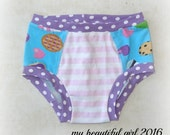 Size 5/6 Best Friends Underwear - INSTOCK
