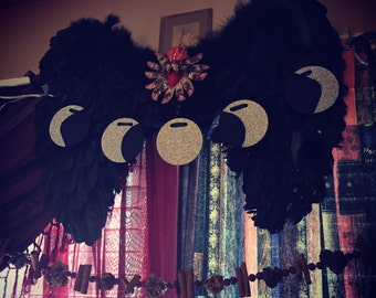 Magical Moon Phases Banner
