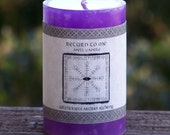 RETURN TO ME Signature Spell Candle by Witchcrafts Artisan Alchemy