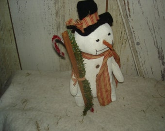 Made to Order, Snowman with Christmas Sprig, Snowman, Christmas Sprig, Winter, Christmas, Ofg, Faap, Hafair, Dub