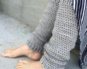 Crochet PATTERN Leg Warmer, Womens Boot Cuffs, Womens Boot Socks, Womens Leg Warmers Pattern, Girls Leg Warmers - On Your Toes Leg Warmers