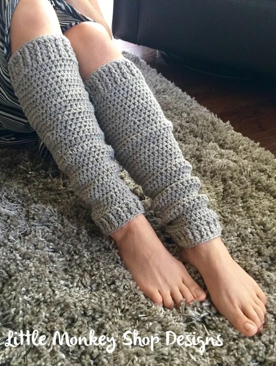 Free Crochet Pattern For Womens Leg Warmers : Crochet PATTERN Leg Warmer, Womens Boot Cuffs, Womens Boot ...