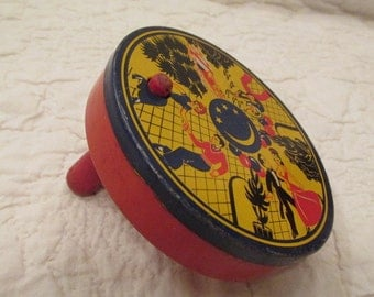 Vintage Noise makers Marked Kirchof