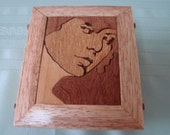 Bandsaw cut Girl in Profile image