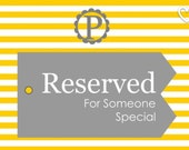 Reserved for Krista