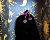 Velvet Bag for Gifts or Treasures or Cards