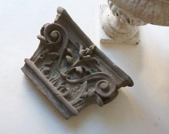 cement corinthian capital tile