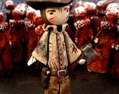 The Walking Dead - Rick Grimes Poppet