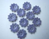 Lavender Mosaic Flower Tiles