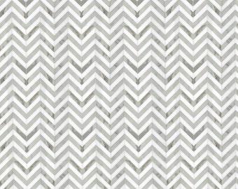 Modern dollhouse wallpaper tile effect - Herringbone marble / 1:12 scale