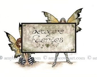 SALE FAIRY 8.5x11 PRINT by Amy Brown