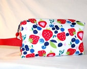 Summer Berries Project Bag