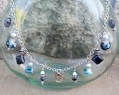 Treasure Keeper Necklace - Glacier