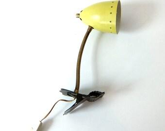 Hala, Busquet fifties Dutch design clamp lamp