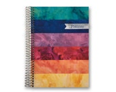Notebook Planner   2016 Planner   Personalized Notebook   2016-2017 Personalized Calendar Notebook   Custom Notebook   Personalized Journal