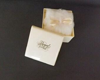 Vintage Royal Secret Bath Powder, Germaine Monteil, Bath Powder, Poudre Apres Le Bain, Germain Monteil Perfume, Vintage Fragrance