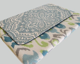 Microsoft Surface Case, Surface Book Case, Surface Sleeve, Surface Cover, Surface Pro 2 3 4 RT Case Ikat Style 5