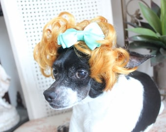 Pet   wig  for dog or cat