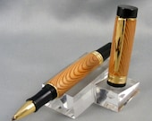 Antique Pine Gold Rollerball