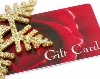 25 DOLLAR Gift Certificate for Candle Lynn - see our shop for other denominations including 10 - 50 - or - 100