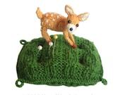 Bambi Pincushion Pdf Email knit PATTERN