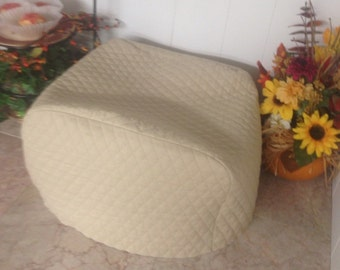 Khaki Toaster Oven Covers Made to Order