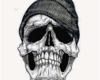 Hoodie Skull