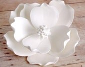 Gum Paste Magnolia for Weddings and Cake Decorating - Ships Insured!