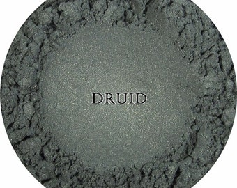 Loose Mineral Eyeshadow-Druid