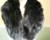 Fox Collar /  Black Fox Collar