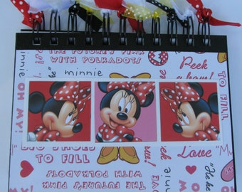 Minnie Autograph Book