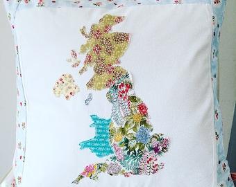 Beautiful Britain Cushion