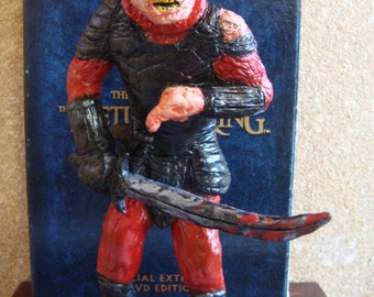 Orcs Of The Evil Eye Commander-General Figurine *Made To Order*