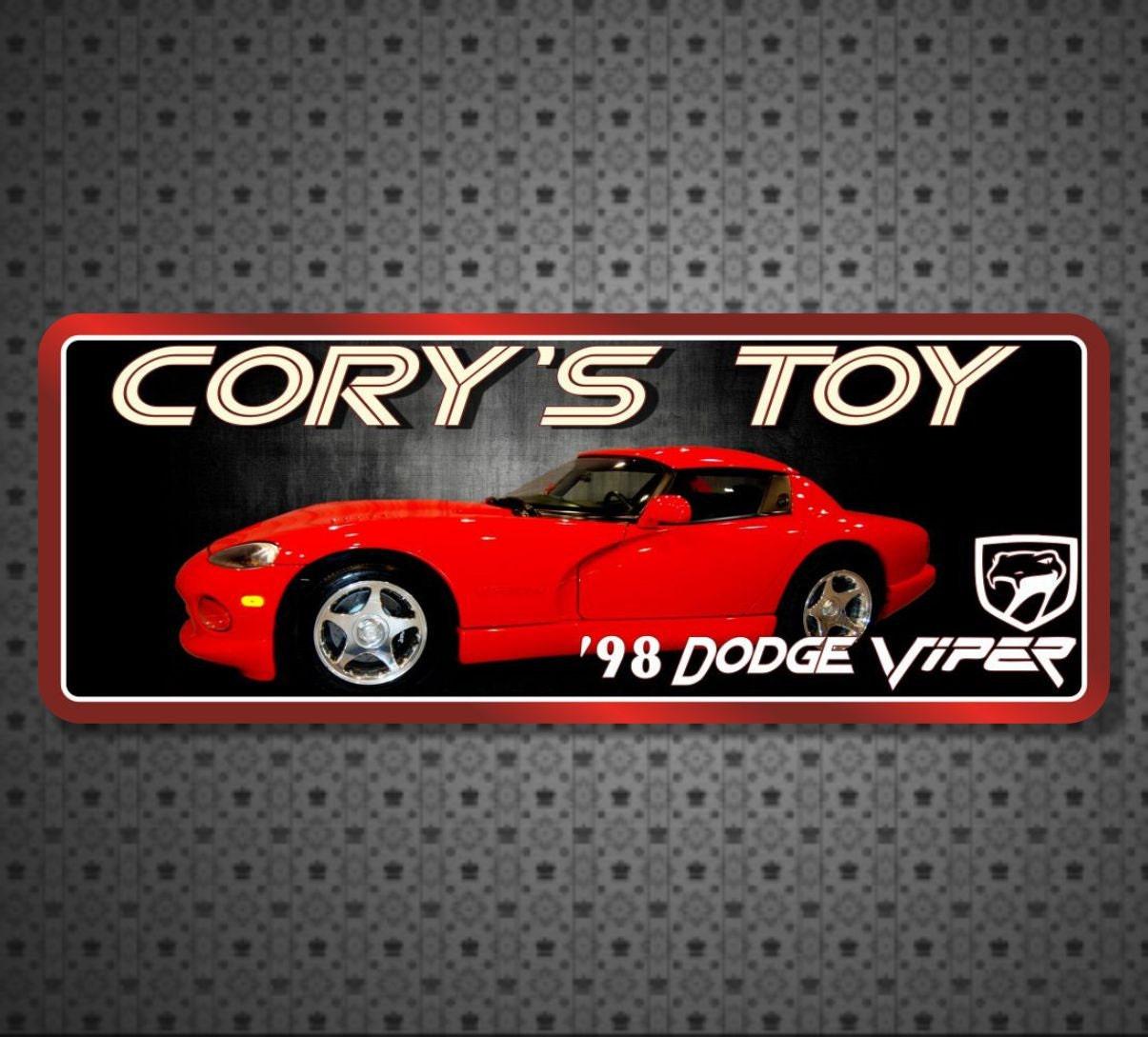 Custom Car Garage Signs : Custom sign car garage man cave muscle personalized name c