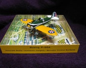 Boeing P-26A Showcase Cox Miniatures