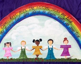 Children of God (Somewhere Over The Rainbow)