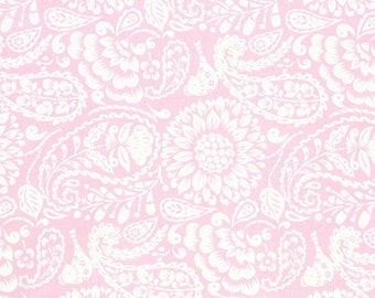 Meadowlark in Pink ...  Meadow by Dena Designs ... Your choice of cut .. Pink colorway